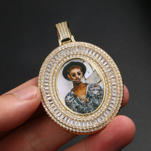 Custom Photo Pendant Necklace