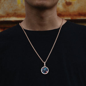 Medallions Necklace for him