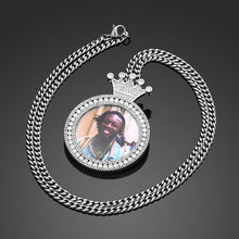 Custom Photo Medallion