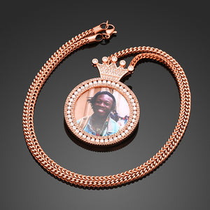 Custom Photo Medallions