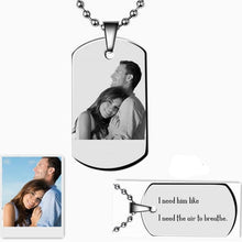 Personalized Photo pendent Necklaces