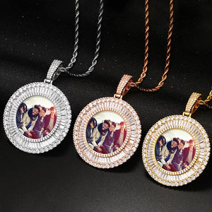 Medallions Necklace for gift