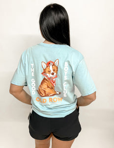 Duck Dog Canvas Back Short Sleeve Tee