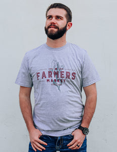 Turnrows Market Short Sleeve Tee