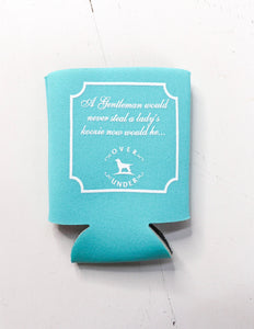 Over Under Ladies Koozie