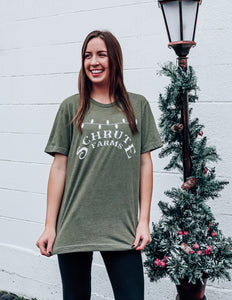 Schrute Farms Christmas Tee
