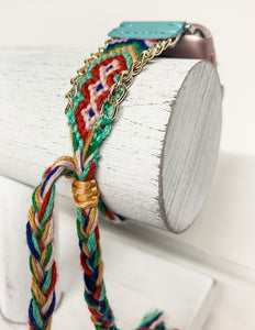 Ava's Favorite Woven Watch Band