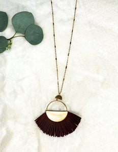 Fanfare Necklace