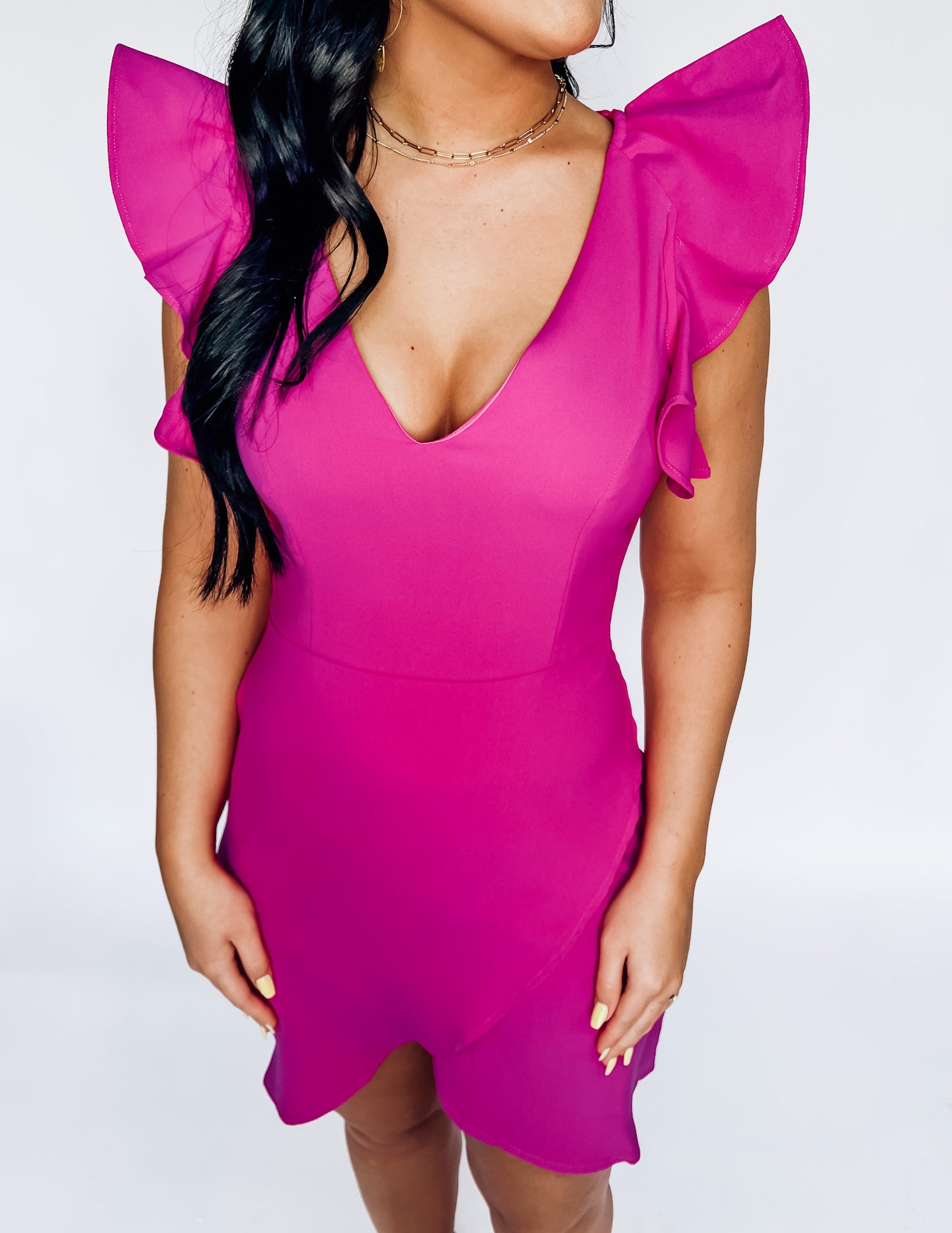 Addyson Nicole Make Heaven Crowded Long Sleeve Tee