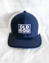 Load image into Gallery viewer, Old Row Mesh Back Hat