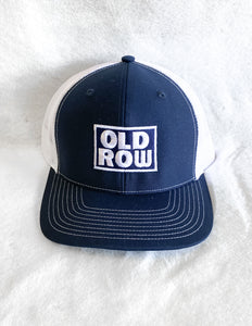 Old Row Mesh Back Hat