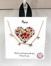 Load image into Gallery viewer, Mama Necklace