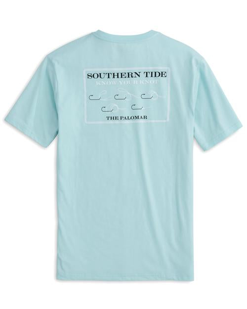 Southern Tide Men's Know Your Palomar Knot Short Sleeve Tee