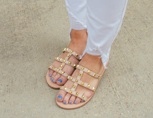Walking The Beach Sandals