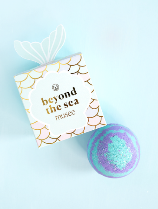 Beyond the Sea Musee Bath Bomb