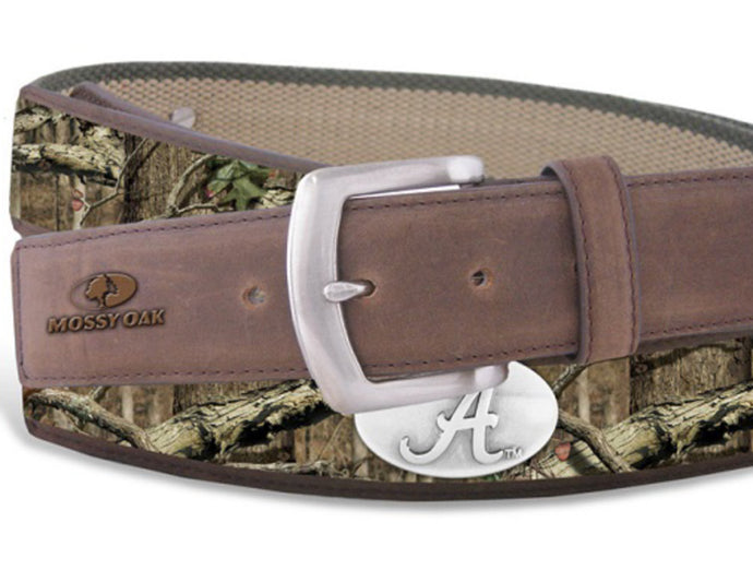 Men's Nylon Mossy Oak Belt