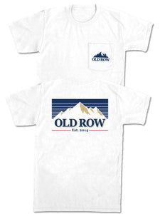 Old Row Mountain Brew Short Sleeve Pocket Tee