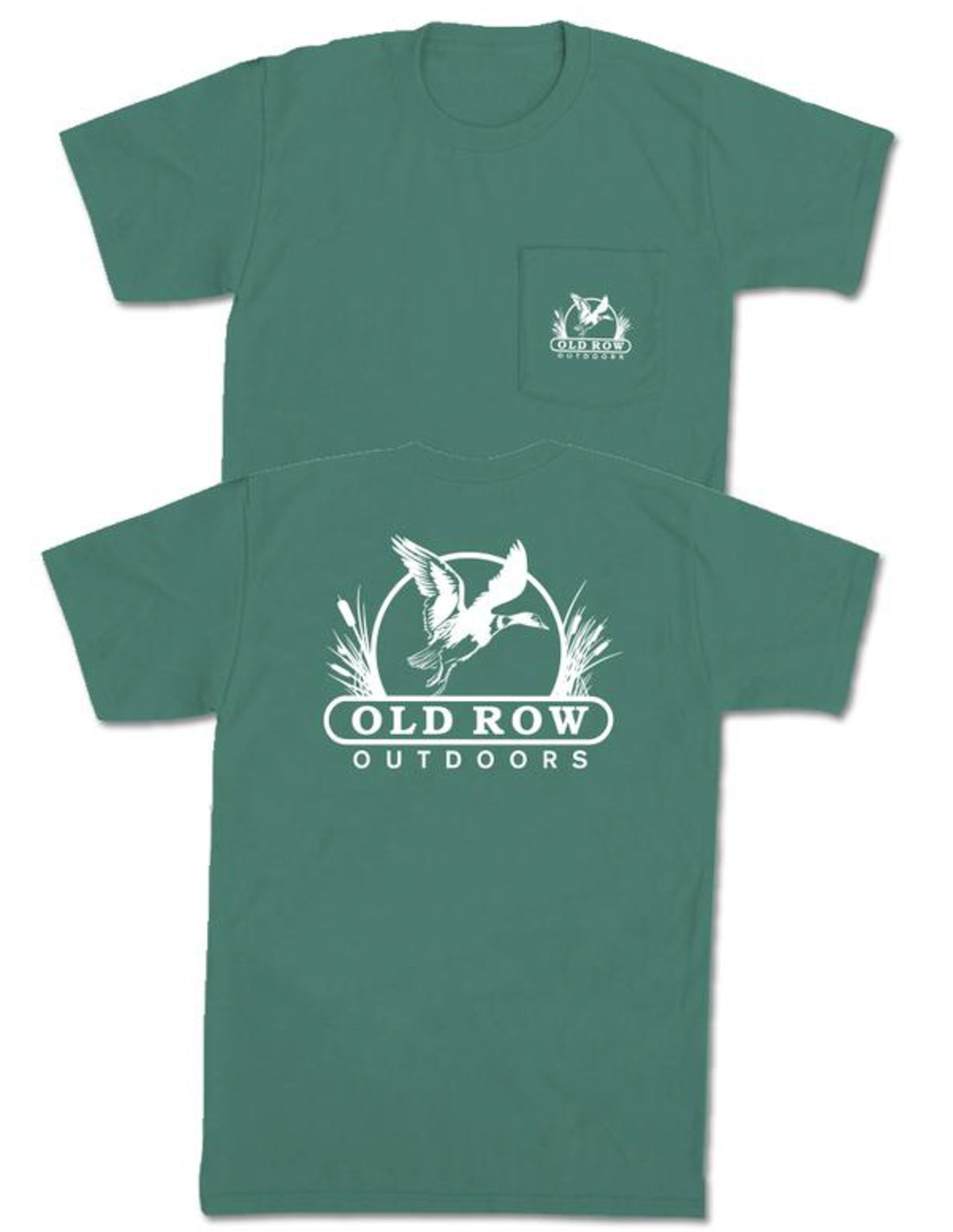 Old Row Outdoors Waterfowl Tee