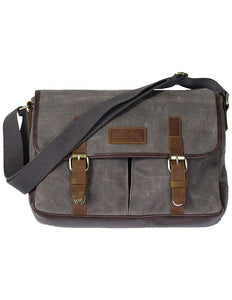 Properly Tied Summit Messenger Bag