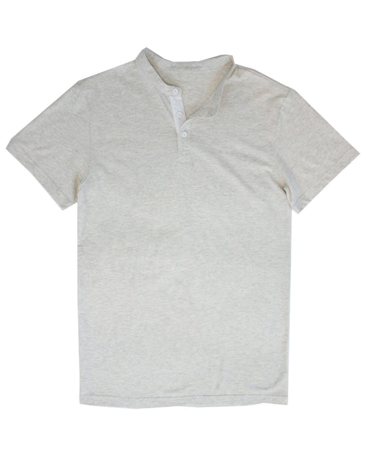 Skyline Henley Short Sleeve