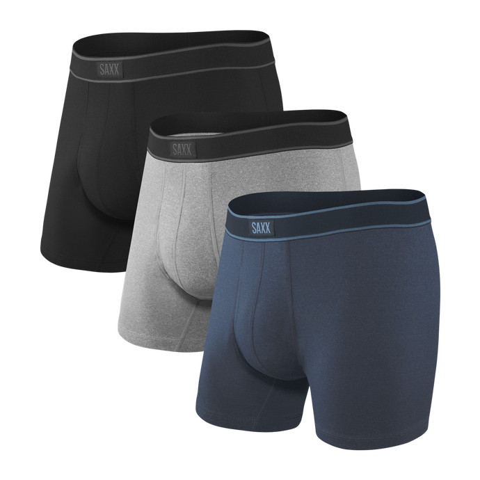 Saxx Daytripper BB Fly 3 Pack Boxer Brief