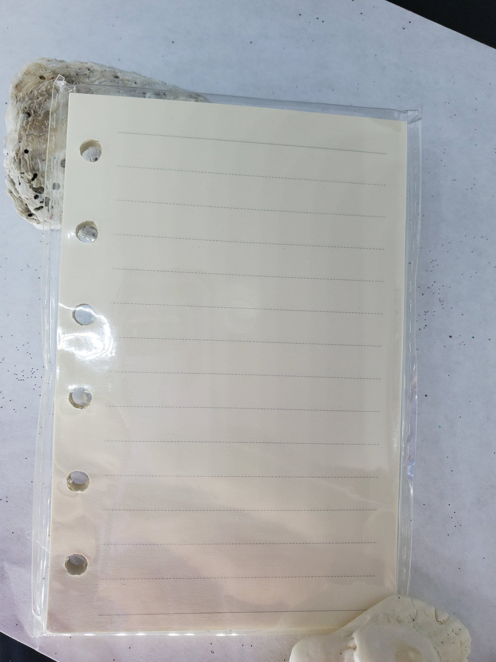 Small notepad paper