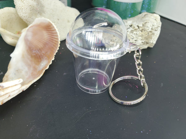 Keychain Cups