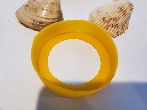 Orange Silicone Bumper