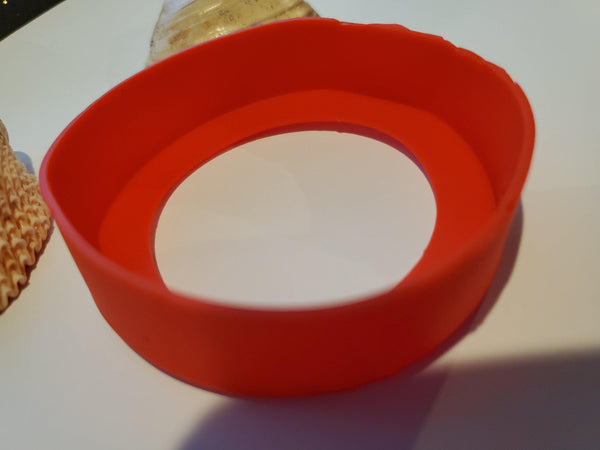 Red Silicone Bumper