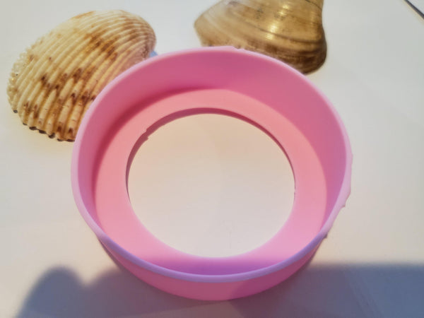 Baby Pink Silicone Bumper