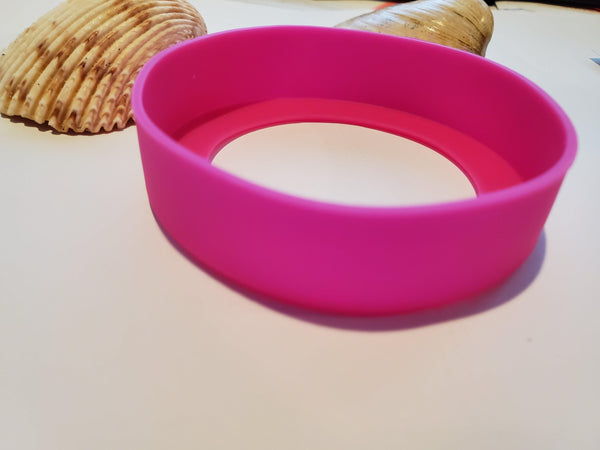 Hot pink Silicone Bumper