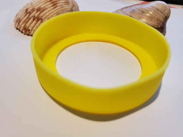 Yellow Silicone Bumper