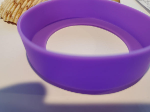 Purple Silicone Bumper