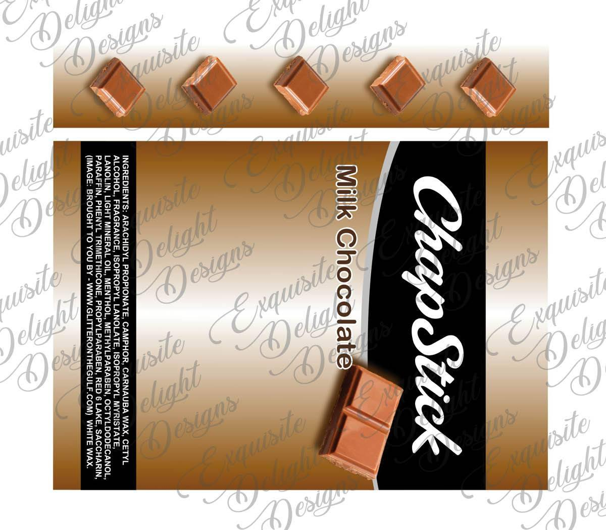 Milk Chocolate CS Digital File