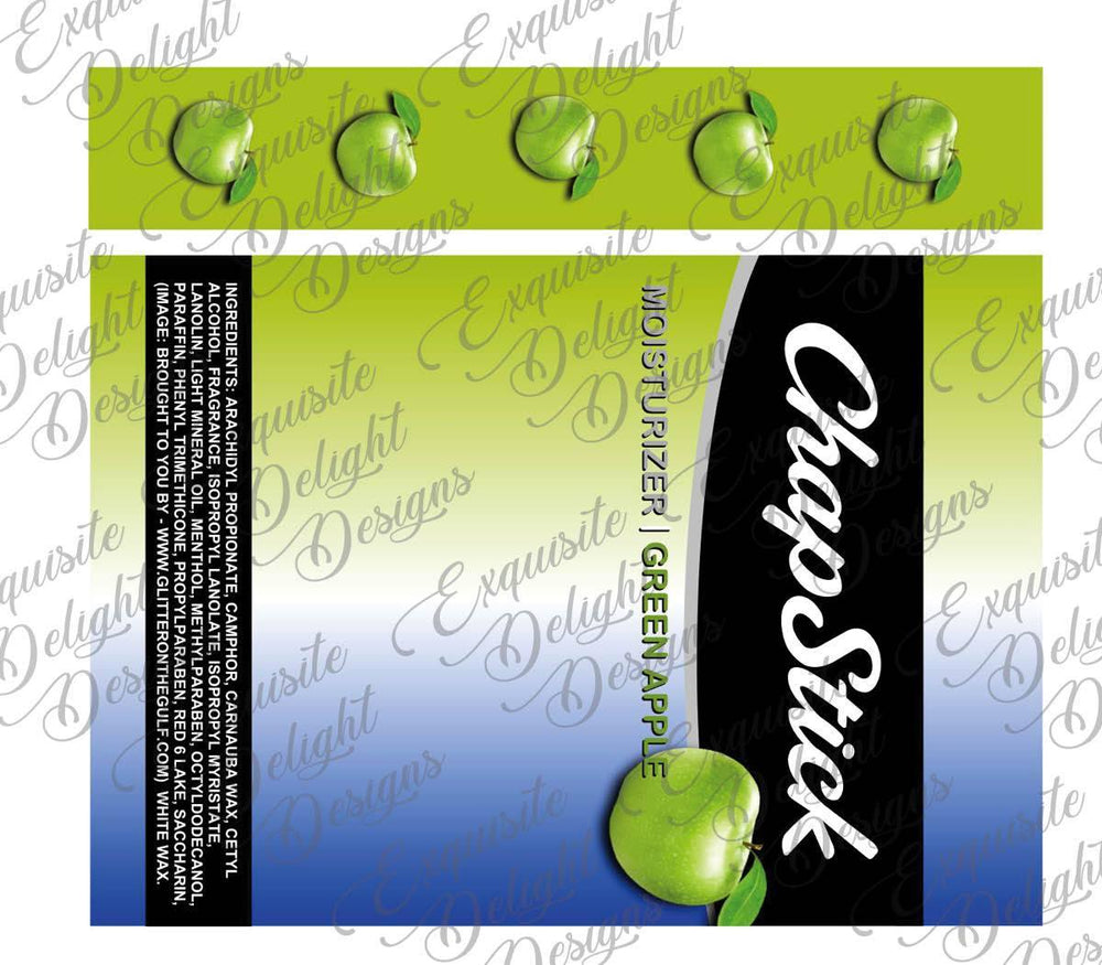 Green Apple Blue Green CS
