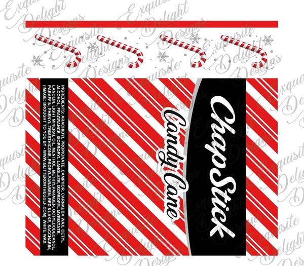 Candy Cane CS Digital File