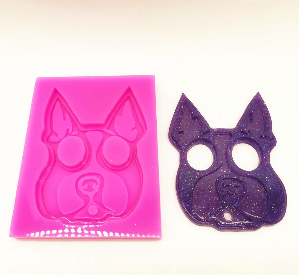 Dog Self Defense mold