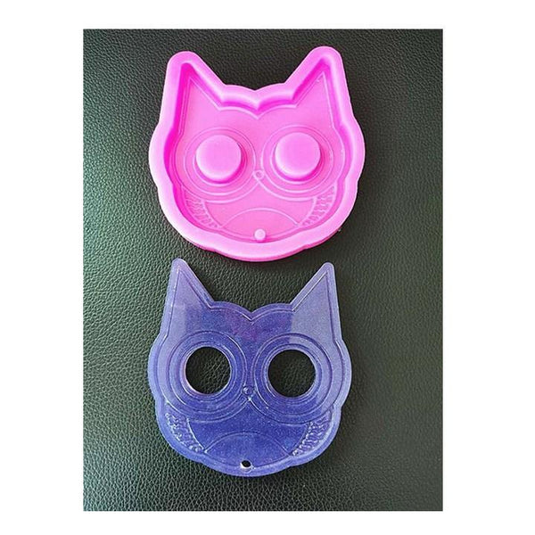 Owl Self Defense Mold
