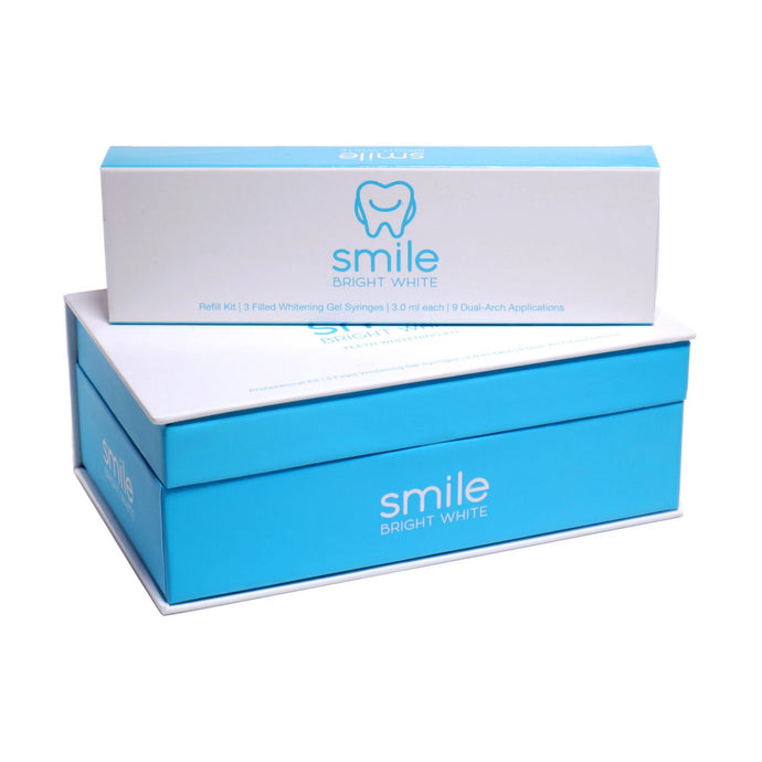 Advanced Teeth Whitening Bundle Results Guaranteed