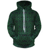 Image of Money Pattern Hoodie