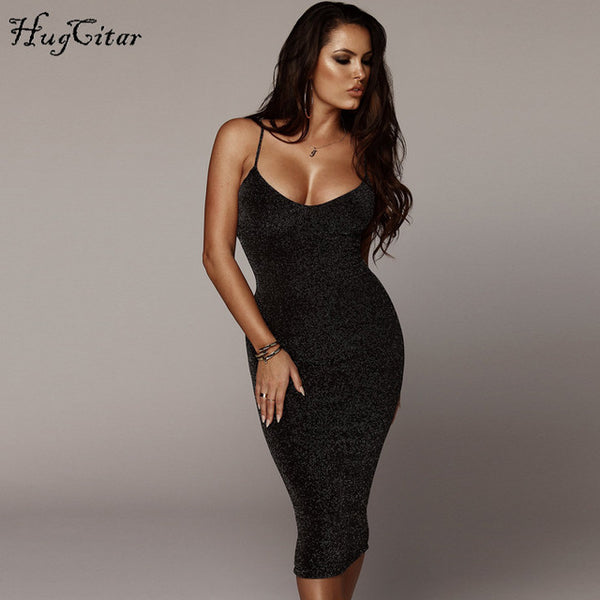 high waist bodycon party dress