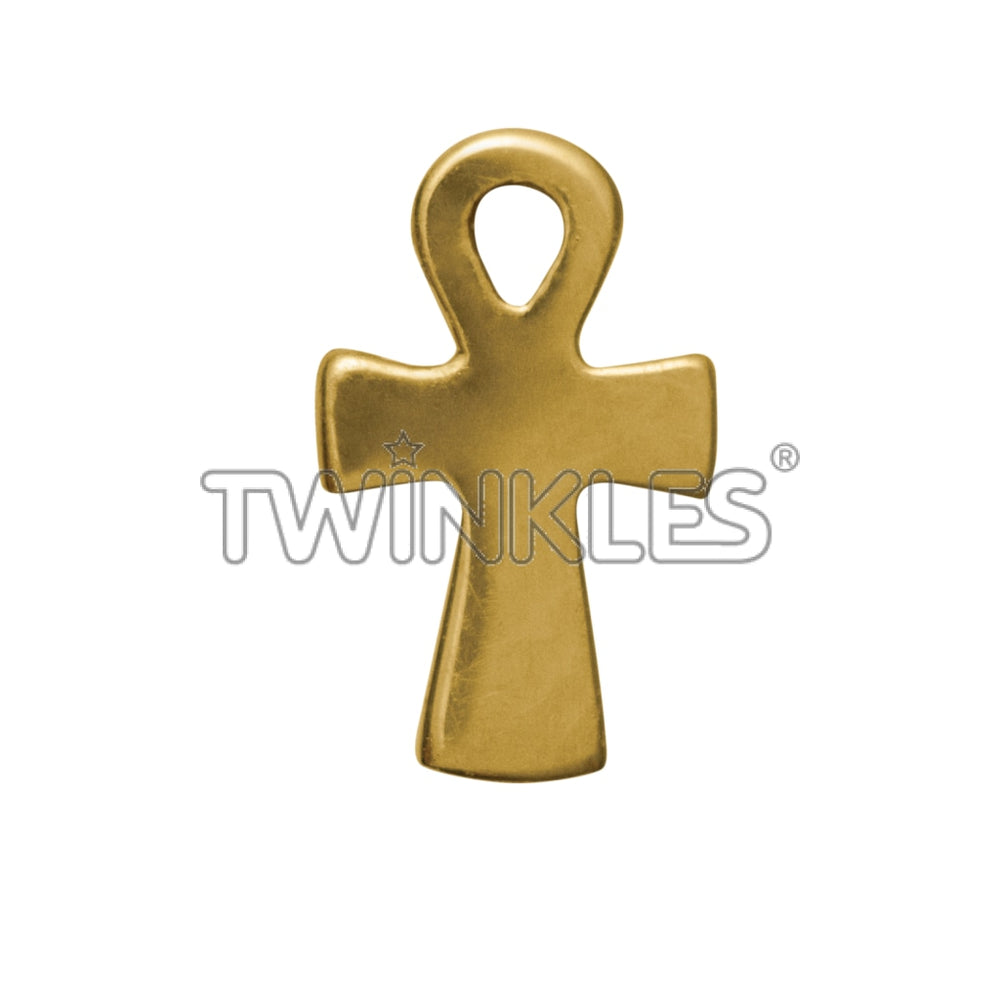 Ankh Egyptian Cross Tooth Gem