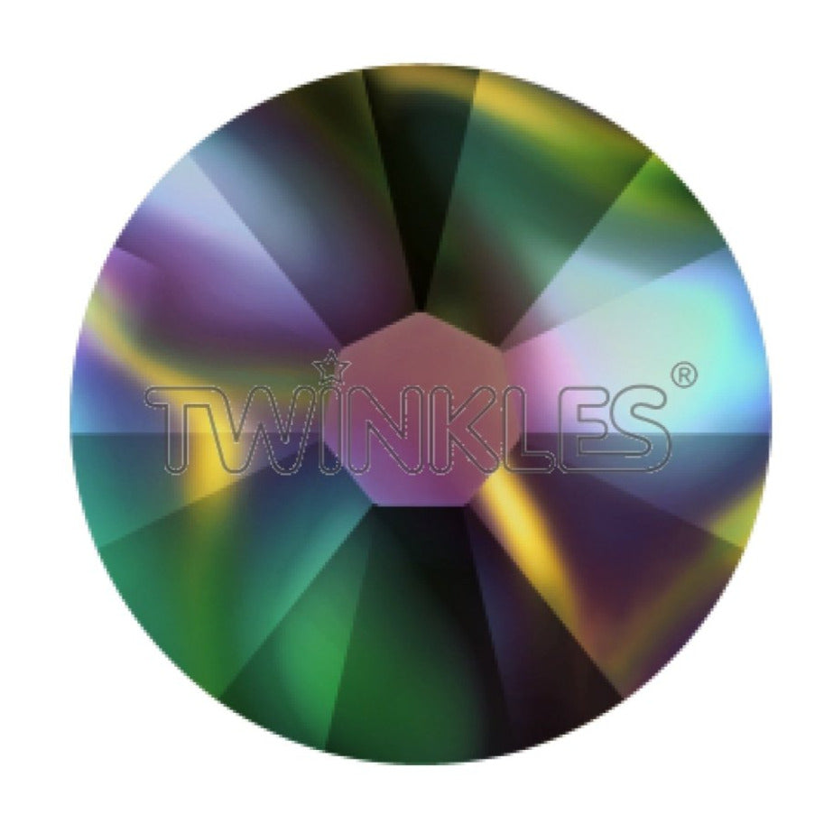 Crystal Rainbow Dark 1.8mm 5-pack