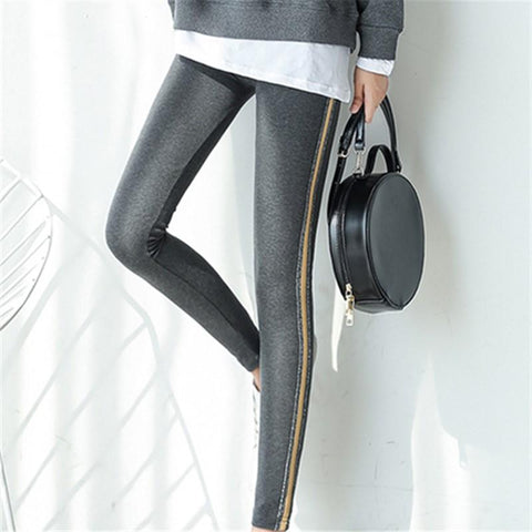 Fashion Slim Show Thin   Sport Stretch Tight Pencil Pants