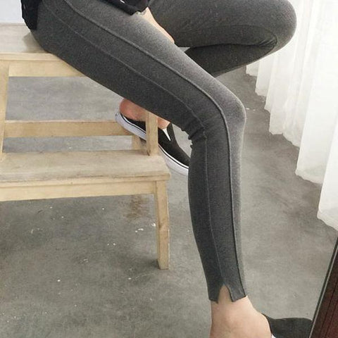 Fashion Slim Show Thin   Stretch Tight Pencil Pants