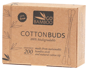 Bamboo & Cotton Buds