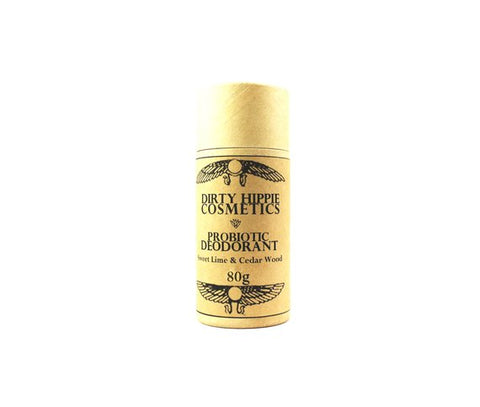 Dirty Hippie Probiotic Deodorant