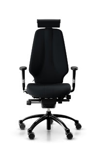 RH Logic 400 with headrest and 8e armrests