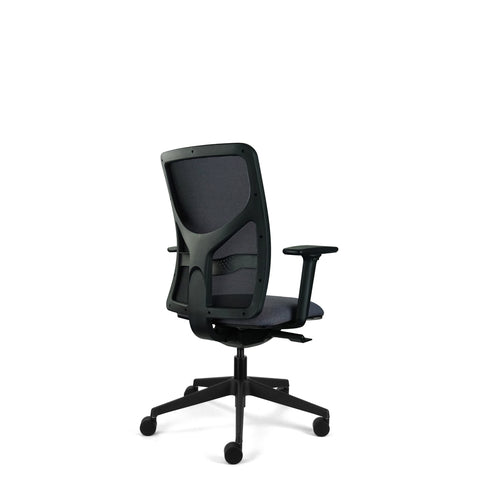 Icon Black Mesh Office Chair | Niodonline