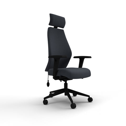 Solo Ergonomic Task Chair Niod Ergonomics
